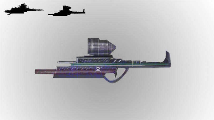 Speedpainting event: Gun by GDSWorld