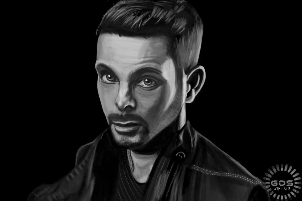 Dynamo Portrait study by GDSWorld