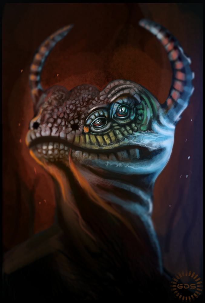 Dragon Child by GDSWorld