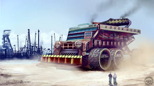 CW: Destroyer Concept