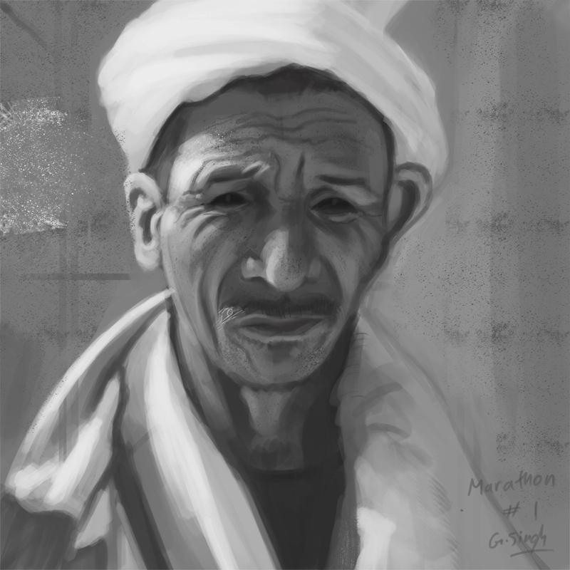Portrait study by GDSWorld