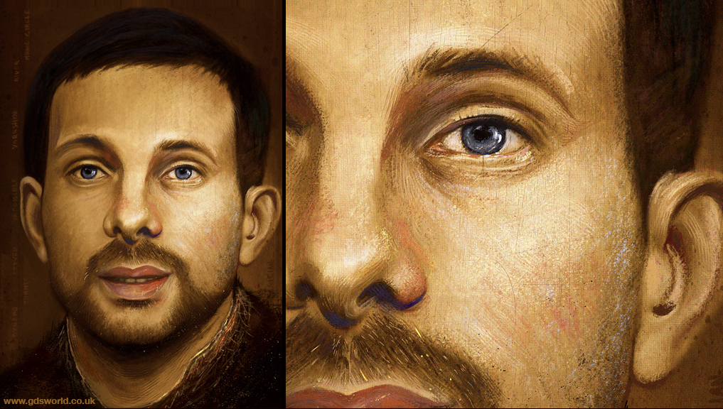 Dynamo Portrait by GDSWorld