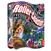 Roller Coaster Tycoon 3 by endtime