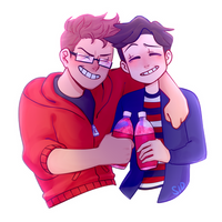 Mountain Dew Red! by incredibleflan