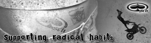 Supporting Radical Habits