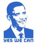 BARACK OBAMA-YES WE CAN