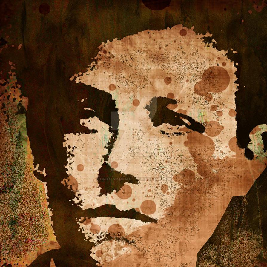 Arthur Rimbaud by griffinpassant