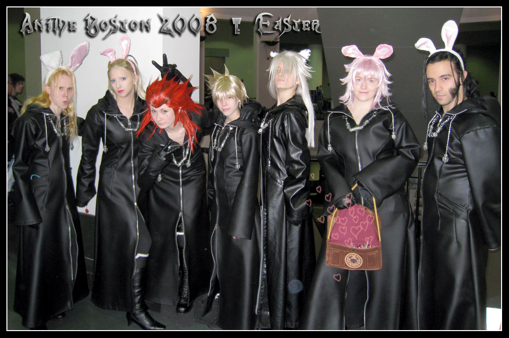 Easter Organization xiii by Mizuenzeru