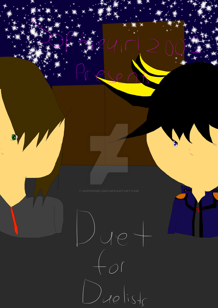 Yu Gi Oh 5D's Fan Fiction  Duet for Duelists Cover by Sophiegirl2001