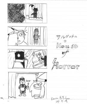 Hose of Horror - 1 -Specter