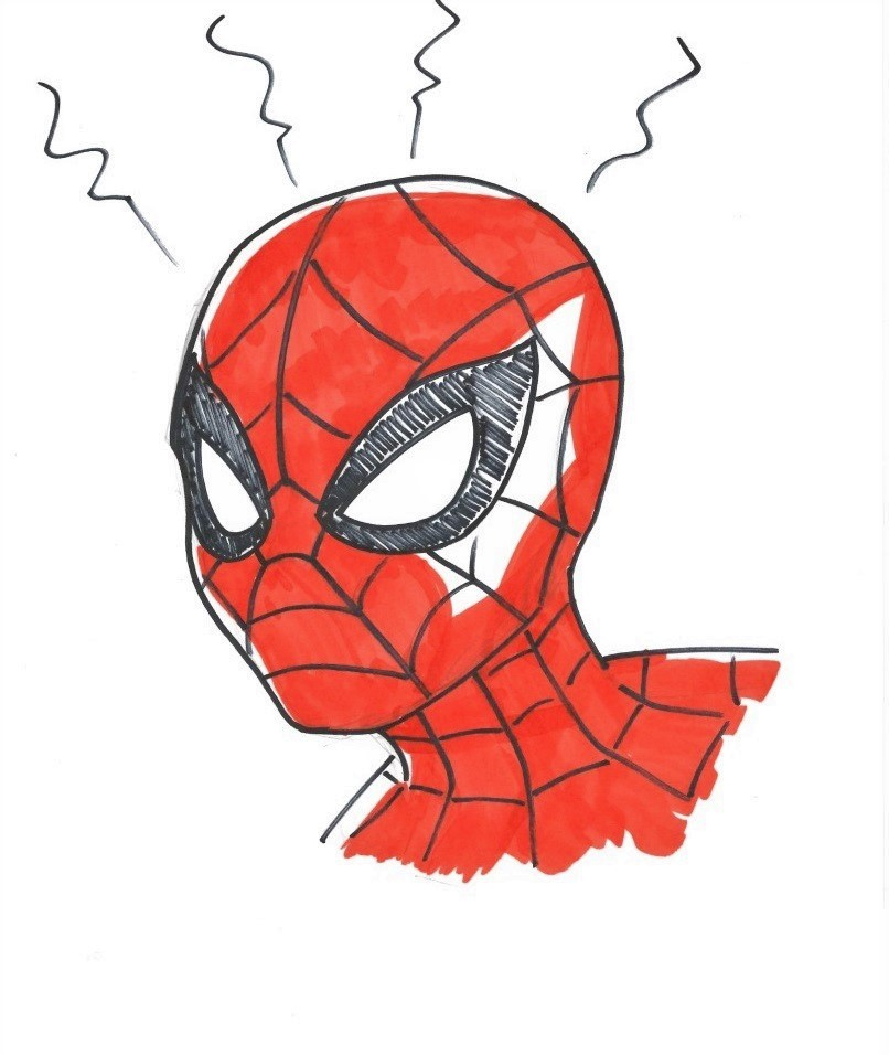 Spider-Sense by nizebelami