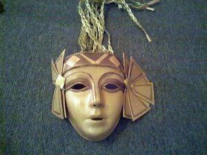 Anck-su-namun's Mask 2