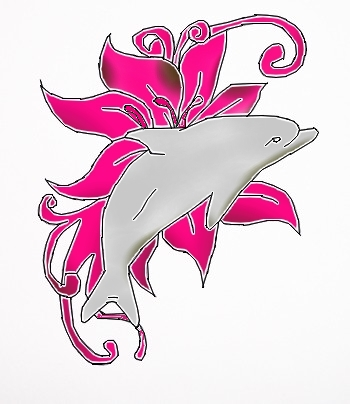 Dolphin Tattoo Design By Bluemoon124 On DeviantArt