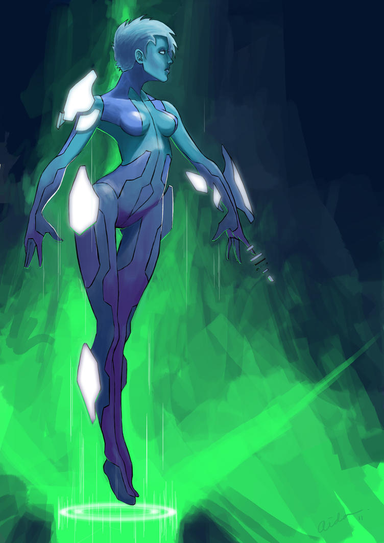 Cortana by aaydo