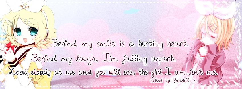 Sad Quote by YandeRein on DeviantArt