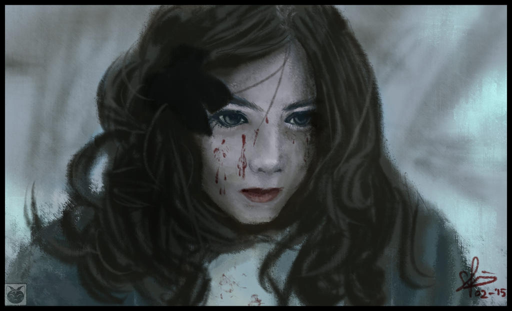 Esther from Orphan by Villian-KucingKecil on DeviantArt