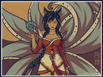 Ahri - League of Legends