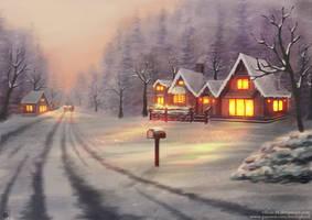 Merry Xmas 2016 original by Villian-KucingKecil
