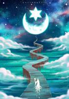 The New Moon by Villian-KucingKecil