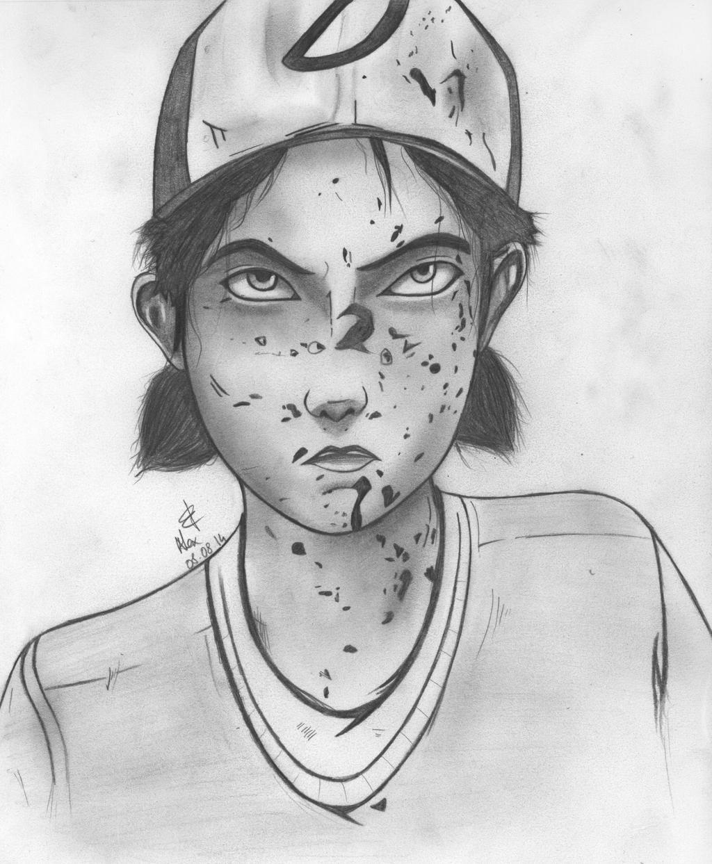 Still. Not. Bitten. (The Walking Dead) by Dekanh