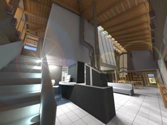 interior render by byron1tennant