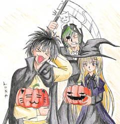 Black Cat - Halloween by doscintia