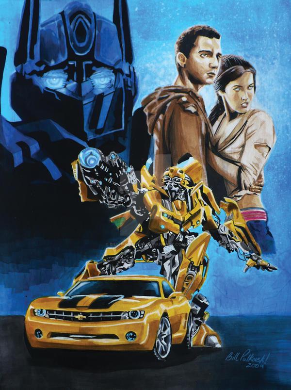 Transformers by Bill-Pulkovski