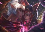 Xayah And Rakan - League of Legends