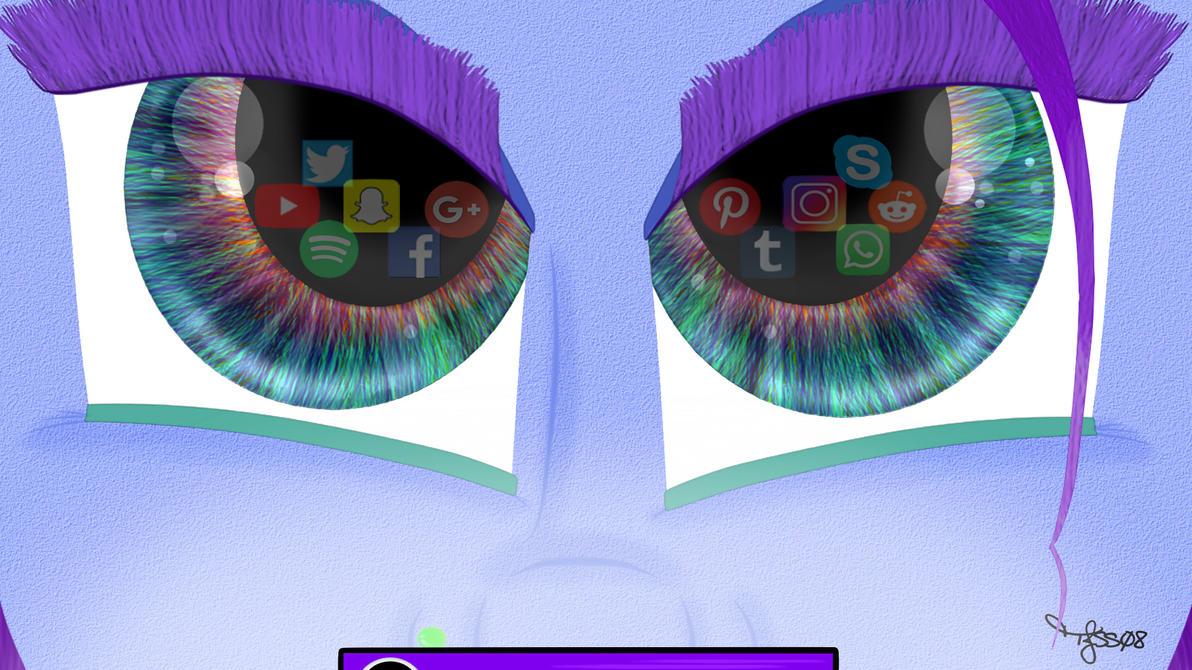 Alienation with Social Media by TJSS08