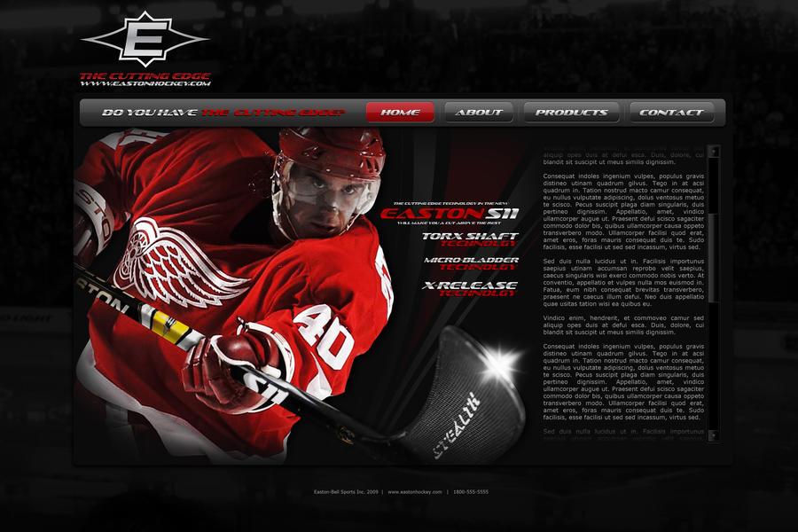 Easton hockey wallpaper