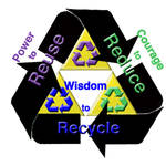 Triforce-Recycle Logo