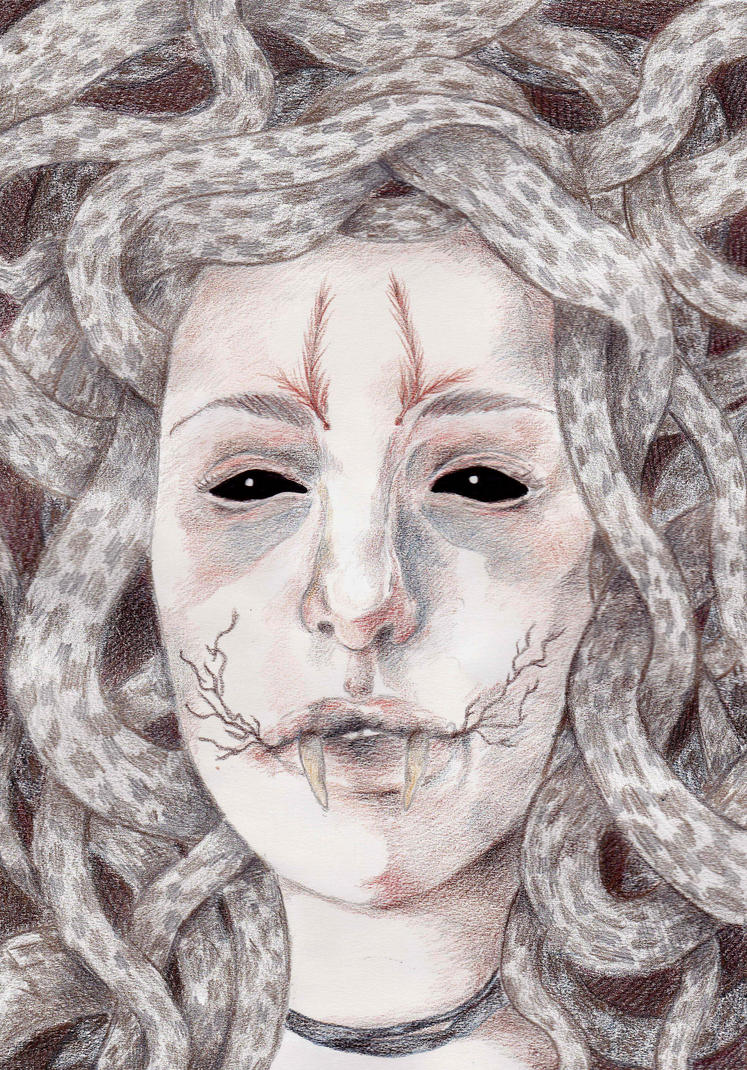Medusa by teamoth