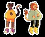 cat dudes [CLOSED]