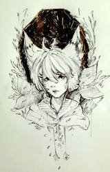 another sketch by Triachi