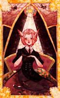 ( Art Trade) Madeline