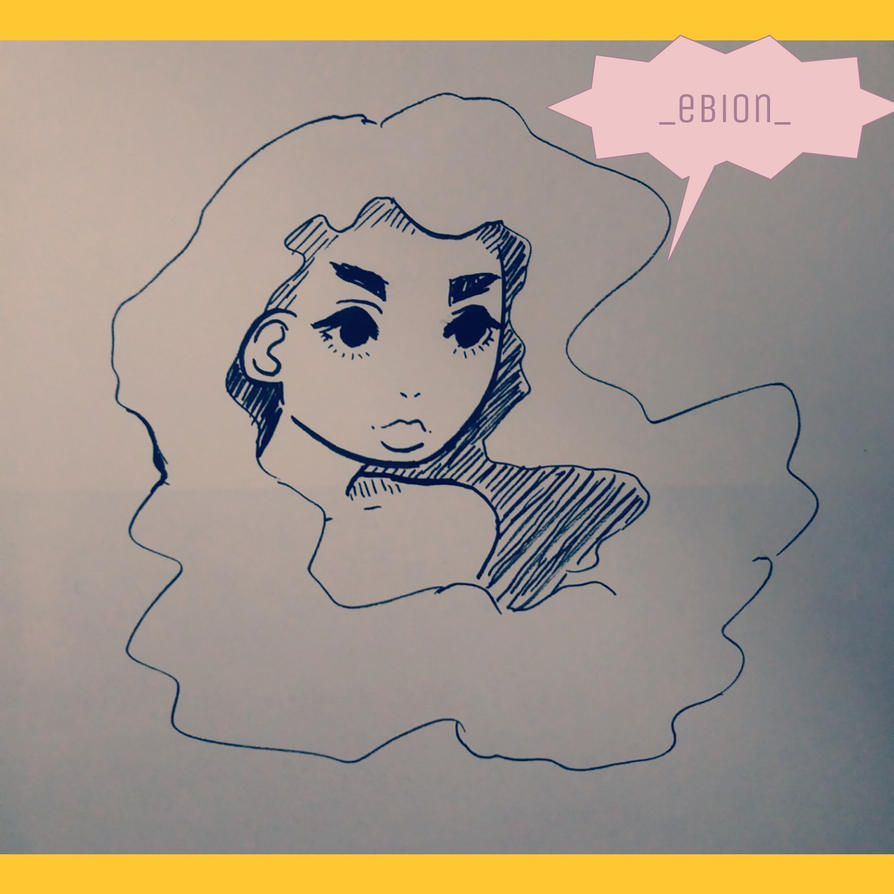 big hair  by ObeyEbion