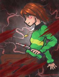 Blood Rush by NekorinaMimi