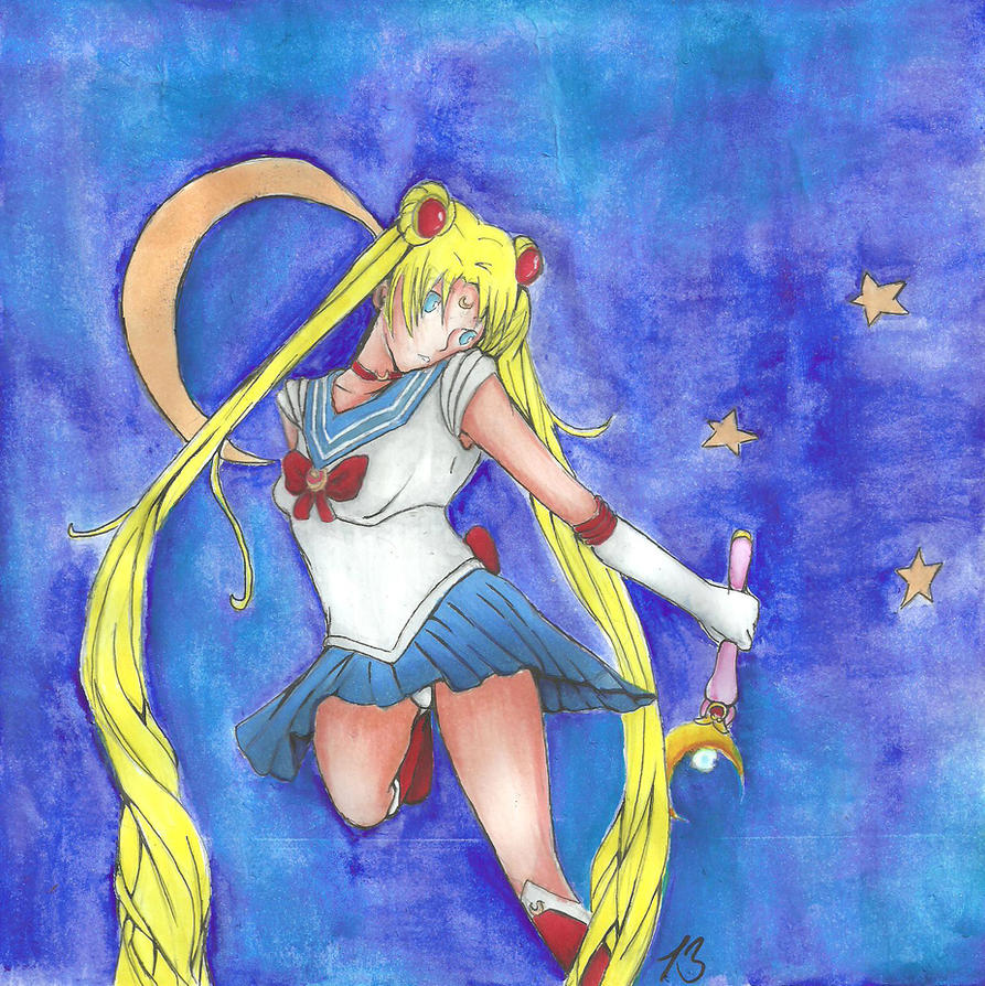 SailorMoon by Final-Mayham
