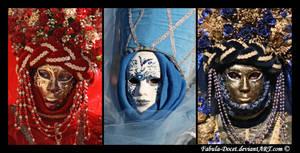 Venetian Masks: Ladies II