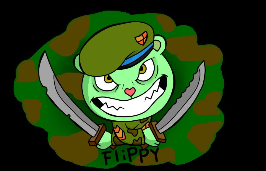 flippy by nekoslipknot on DeviantArt