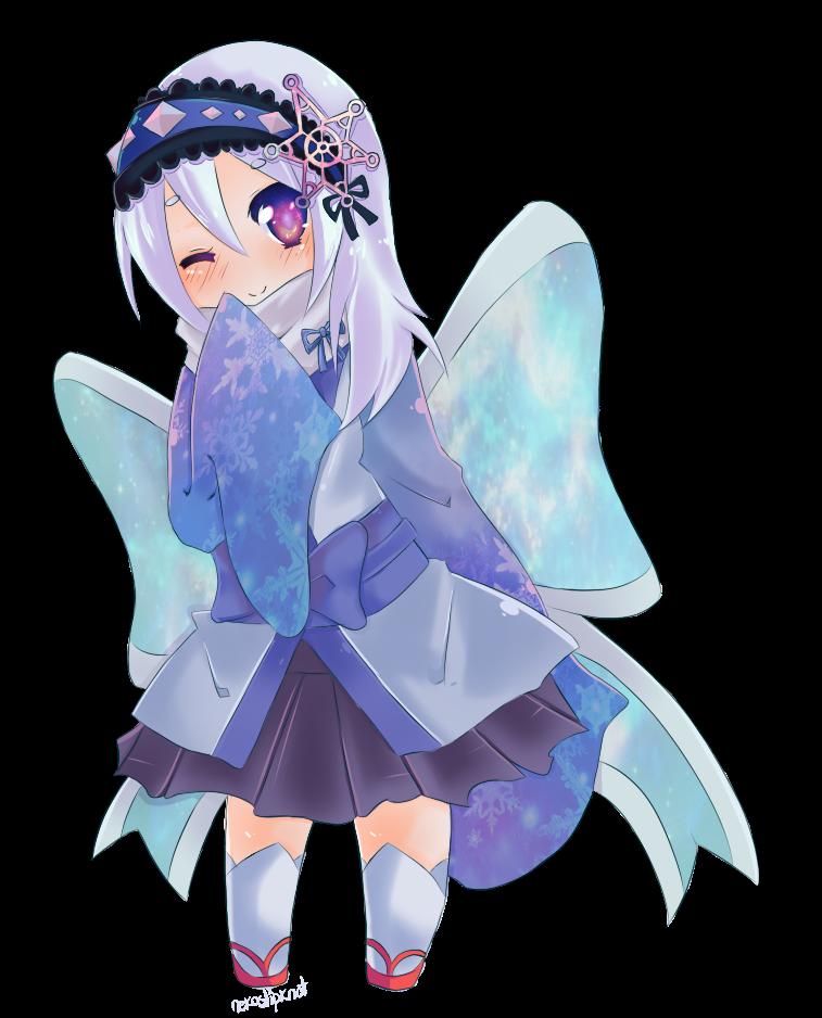 Ghostrick Yuki-onna by nekoslipknot