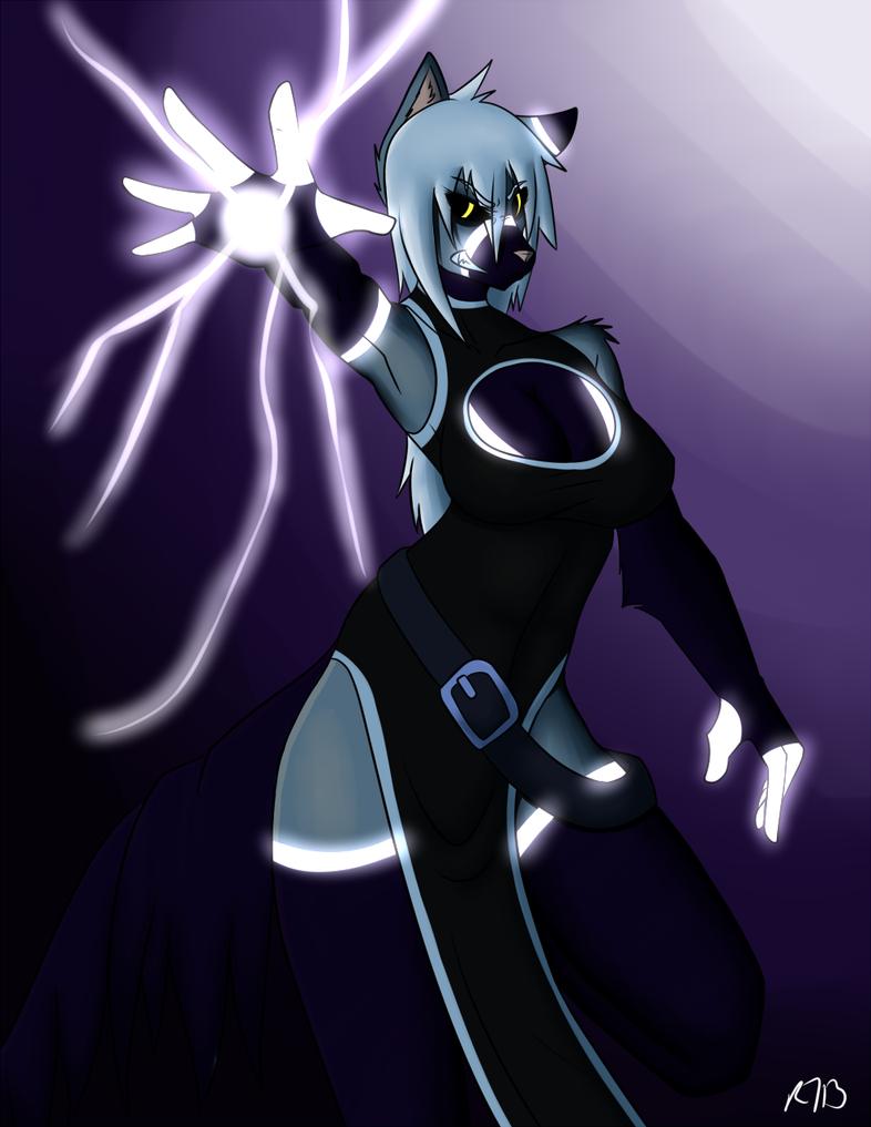 Priestess by Rt-001