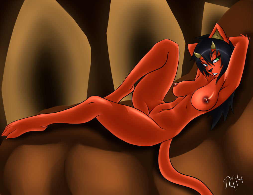 A Succubi's Repose by Rt-001