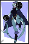 Commission - Vera Raven