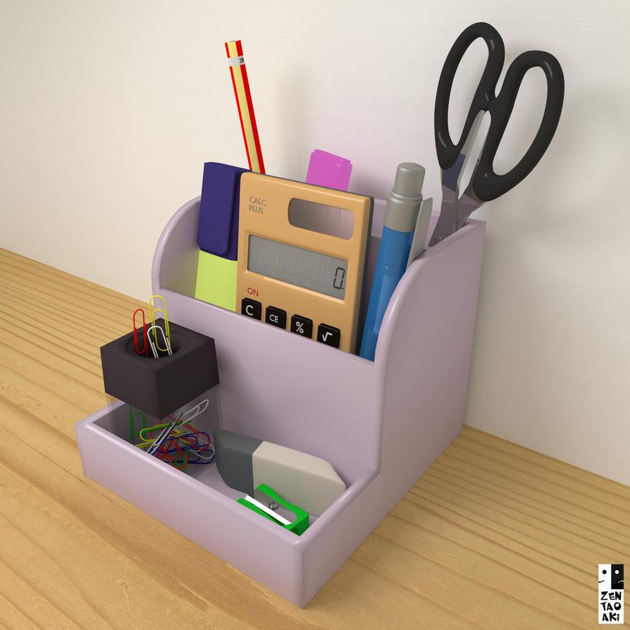 Organizador de escritorio by zentaoaki on deviantart - Organizadores escritorio ...