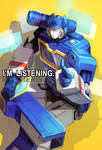 Soundwave is watching you.