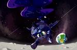 Moon jumps