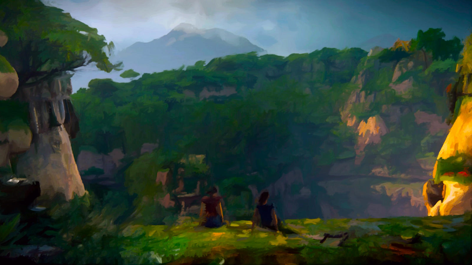 Uncharted The Lost Legacy Wallpaper 01 By