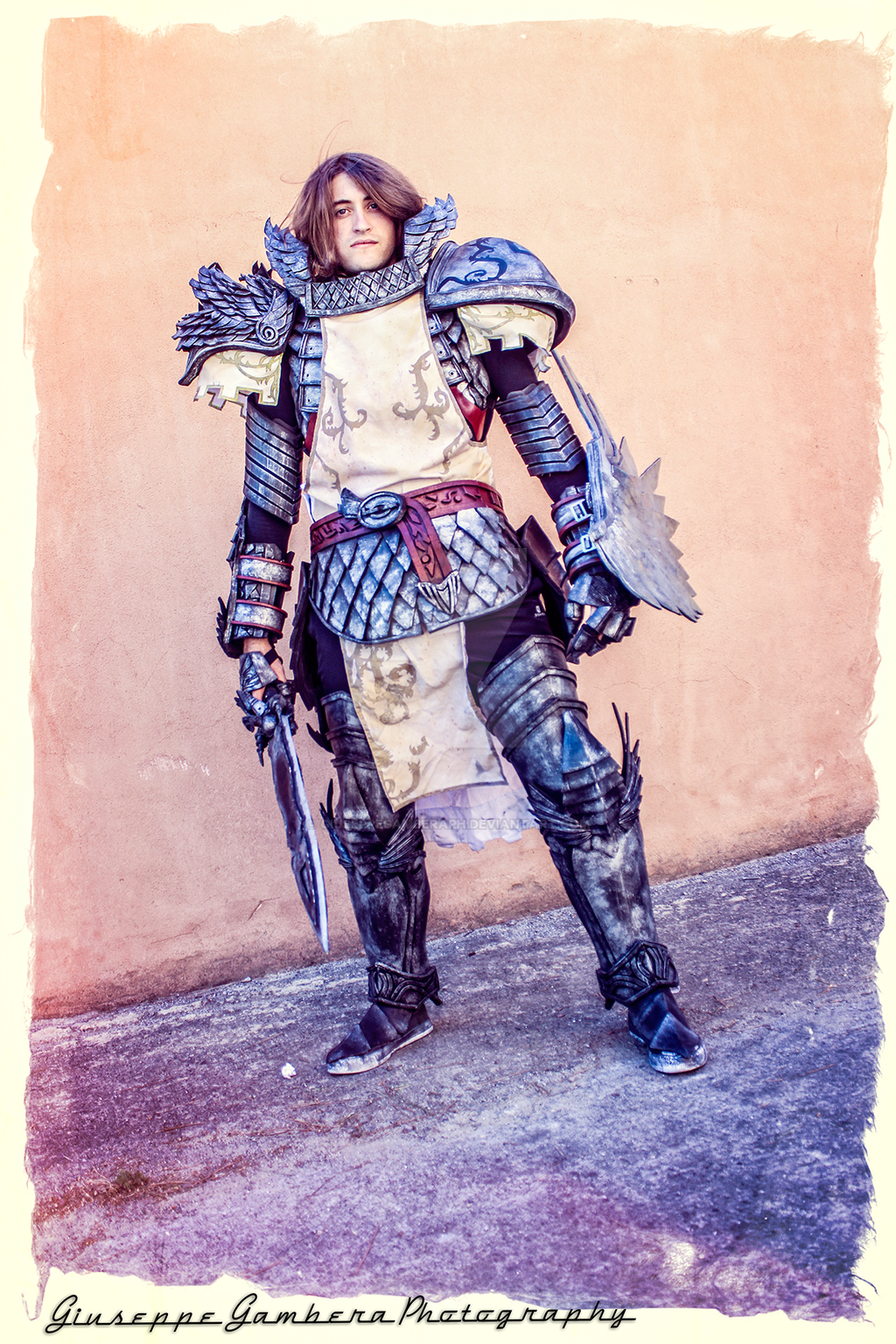 Logan Thackeray Guild Wars - Cosplay by GiuseppeGamberaPh