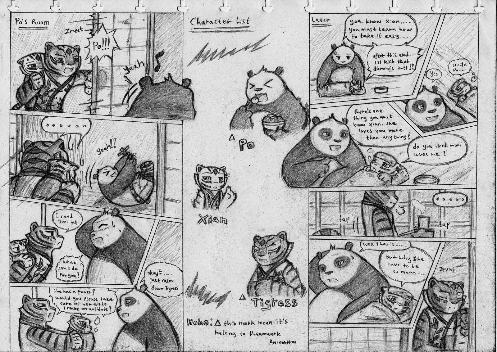 Читать хентай панда кунг фу 24 фотография